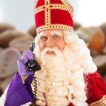 De Sinterklaas app (bellen en sms'en met Sinterklaas)