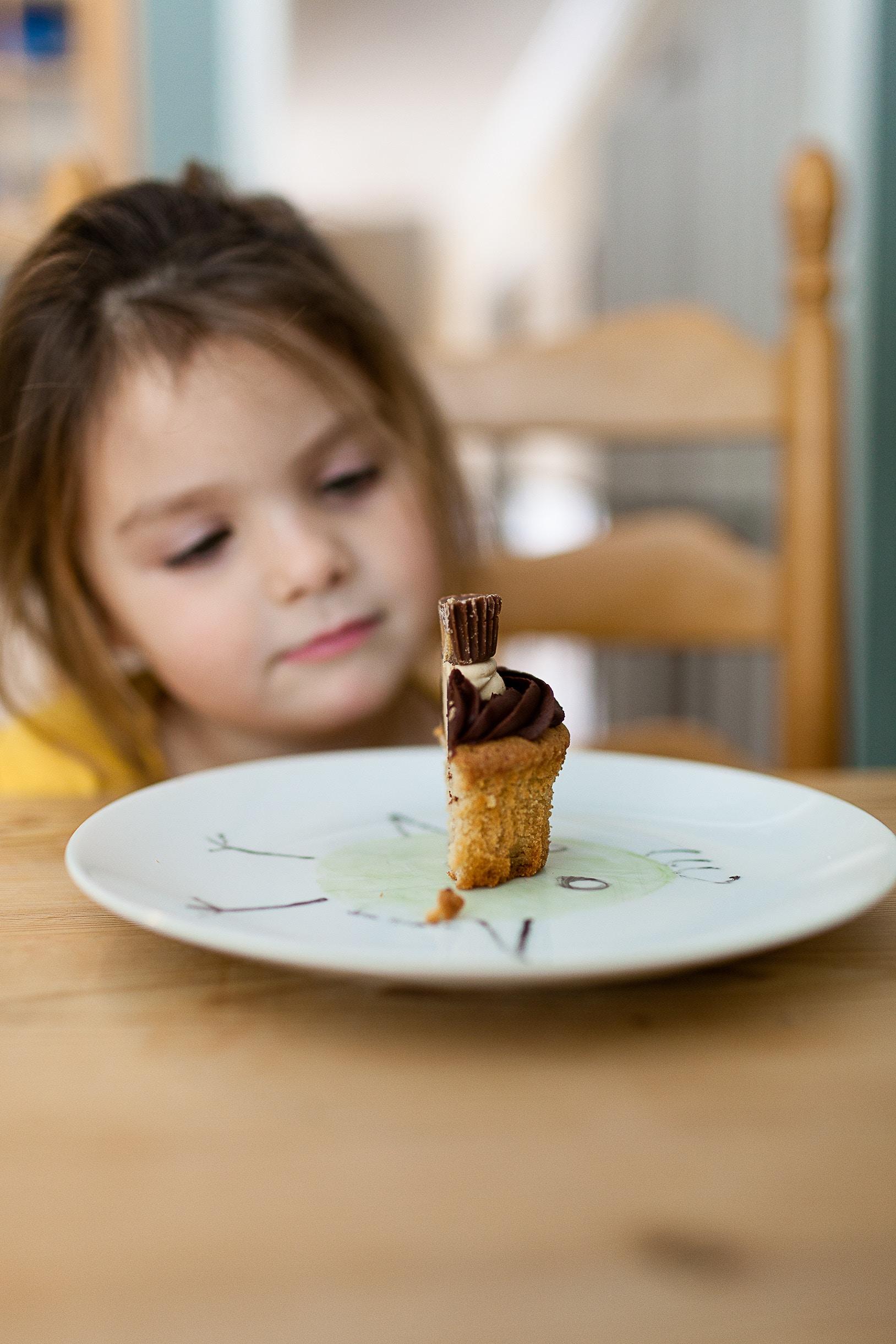 mijn kind wil niet eten