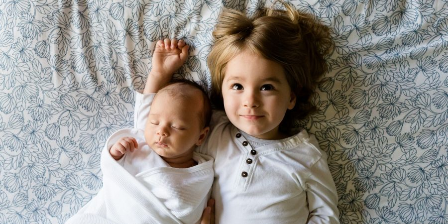 peuter voorbereiden op de komst van een broertje of zusje