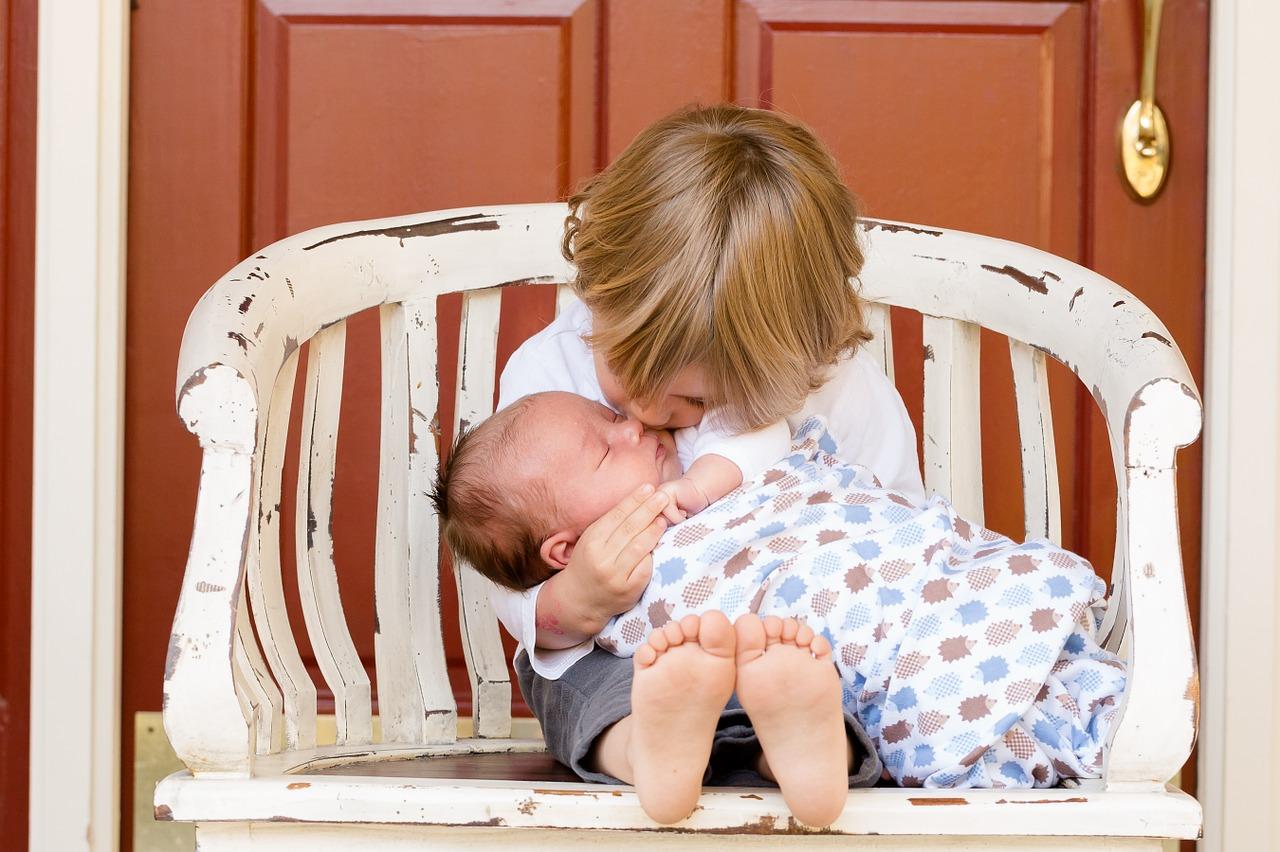 kind voorbereiden op de komst van een broertje of zusje
