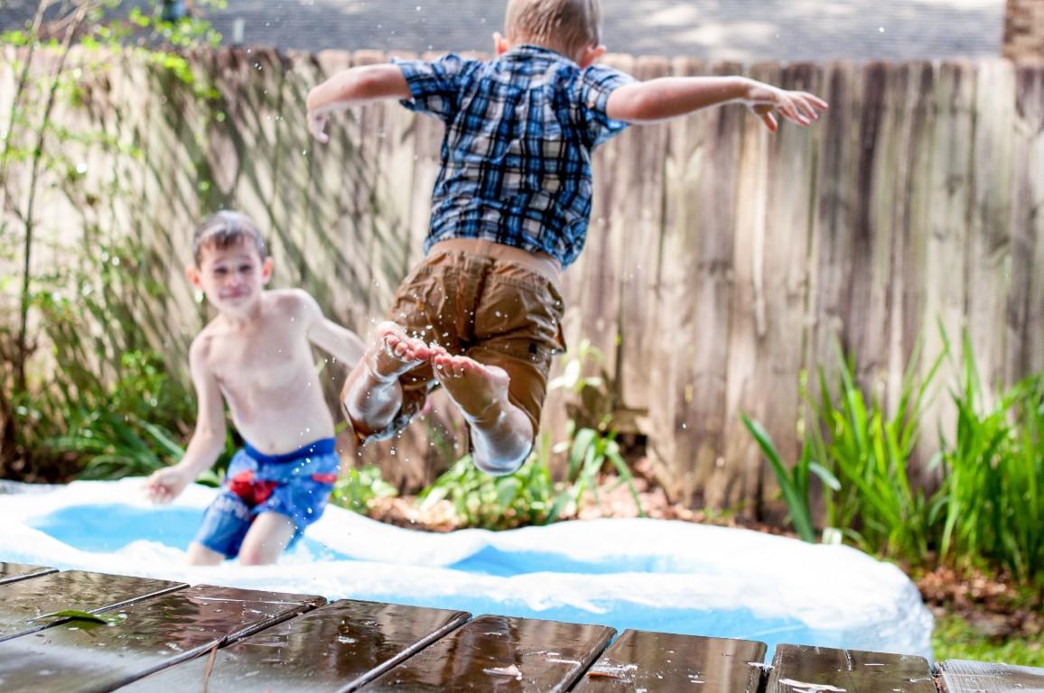 zomerse activiteiten