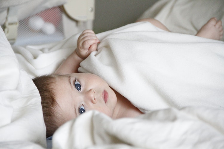 seksuele ontwikkeling van een baby