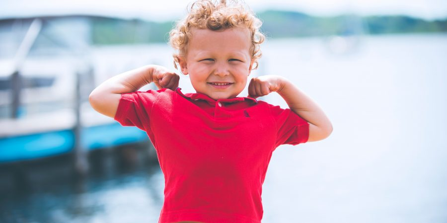 Zelfvertrouwen van je kind vergroten