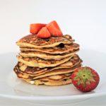 Hüttenkäse pannenkoekjes als ontbijt of lunch