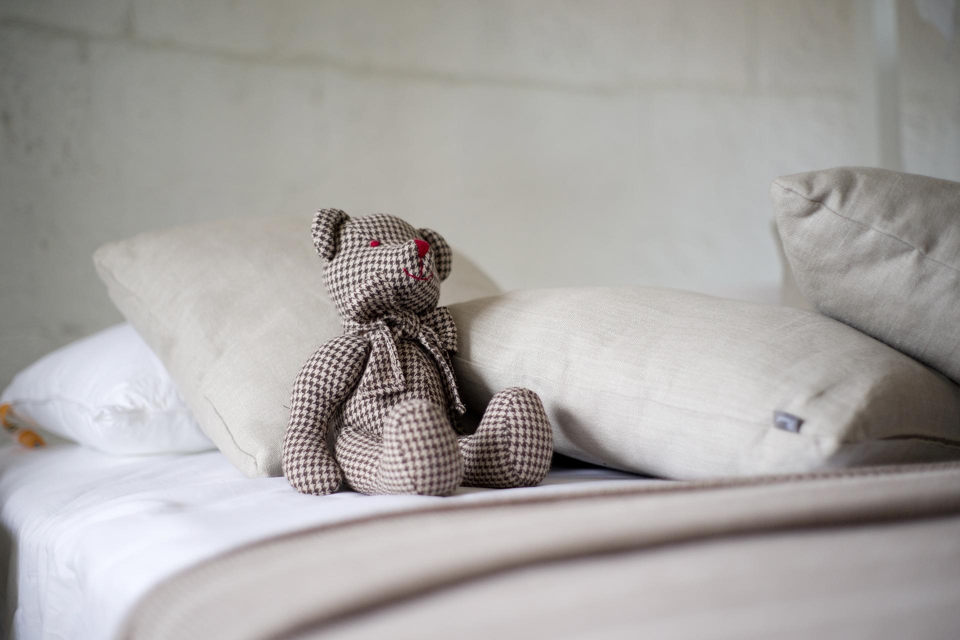kind wil niet naar bed