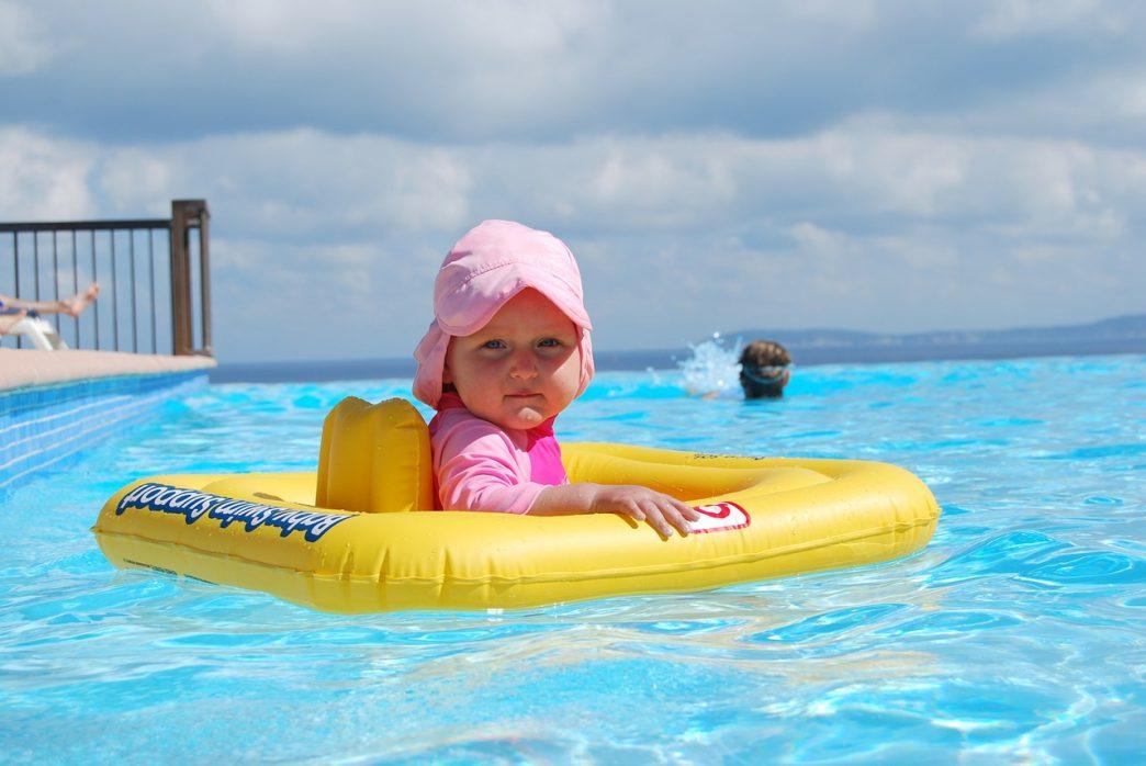 zwemmen met je baby