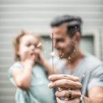 Oud en nieuw vieren met jonge kinderen