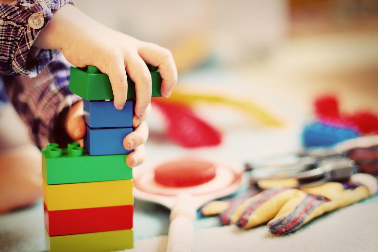 creatieve ontwikkeling stimuleren