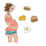 Wat mag je niet eten als je zwanger bent?