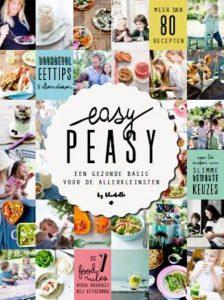 kookboeken met kinderrecepten