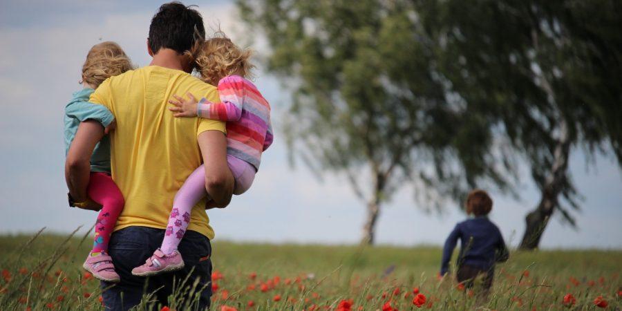 aandacht verdelen over je kinderen