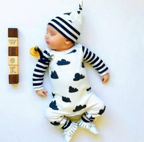 babypakjes van Aliexpres