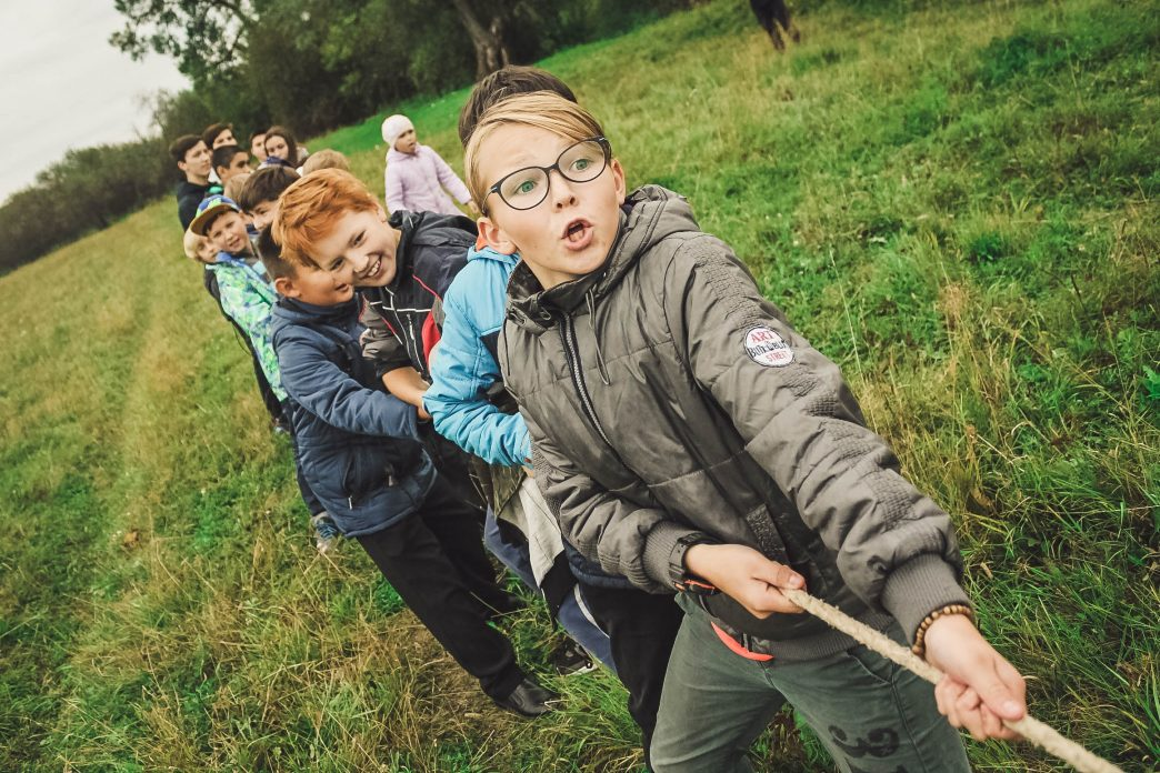 kinderen bewegen minder goed