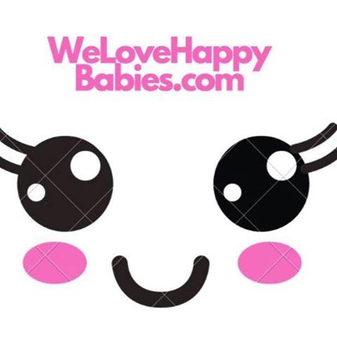 hydrofiele doeken we love happy babies