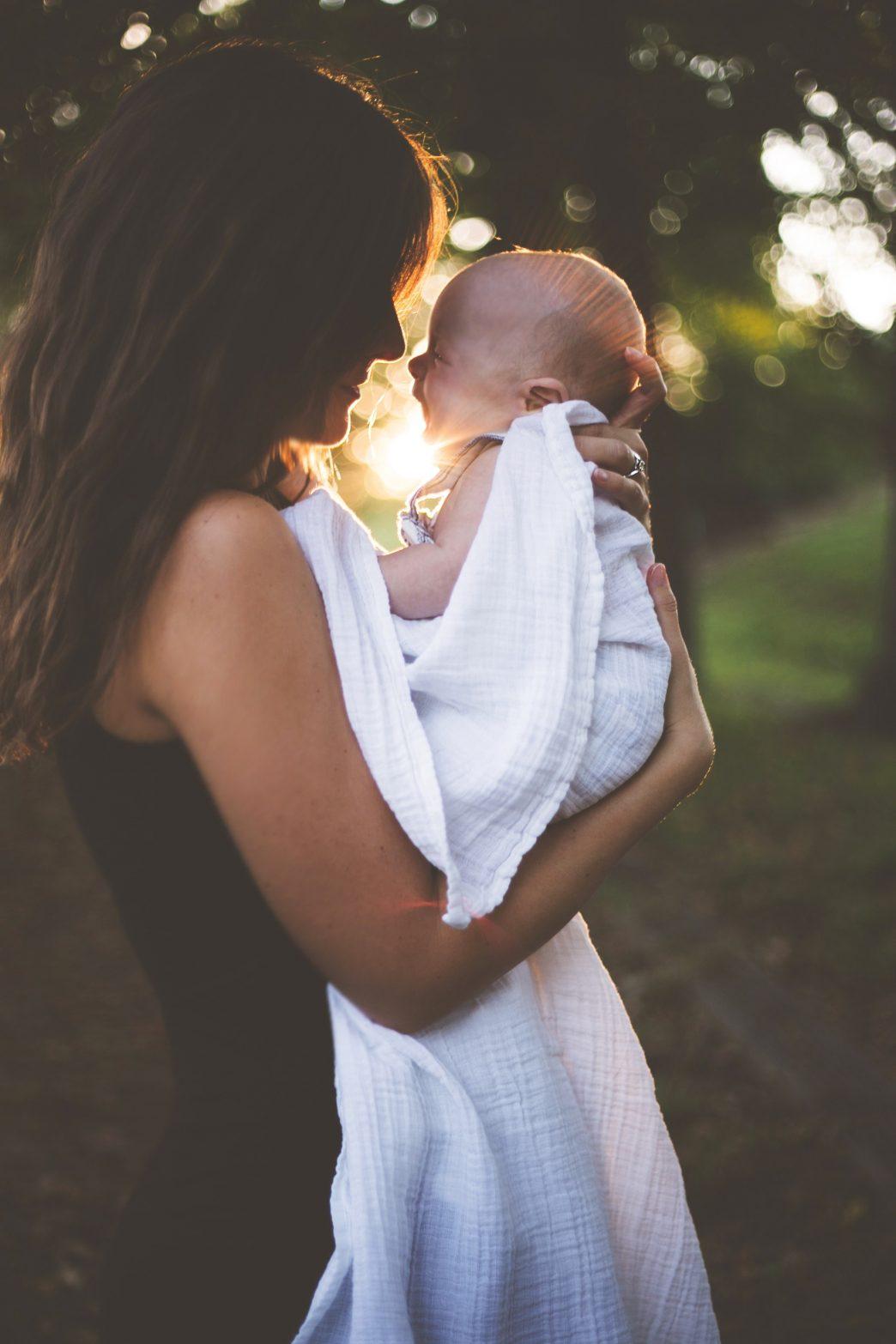 koortslip gevaarlijk voor baby's