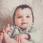Dit is het zicht van een baby in de eerste 12 maanden