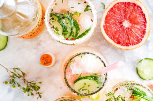 alcoholvrije drankjes voor zwangere vrouwen