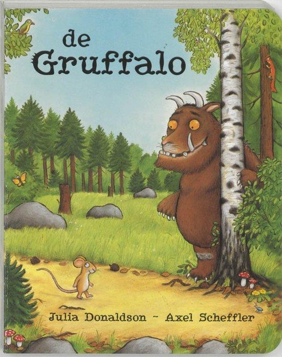 de gruffalo kinderboek