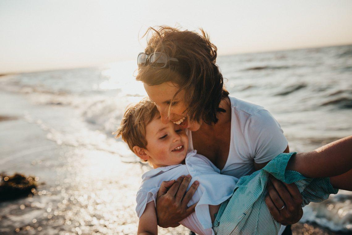 kinderen erven intelligentie van moeder