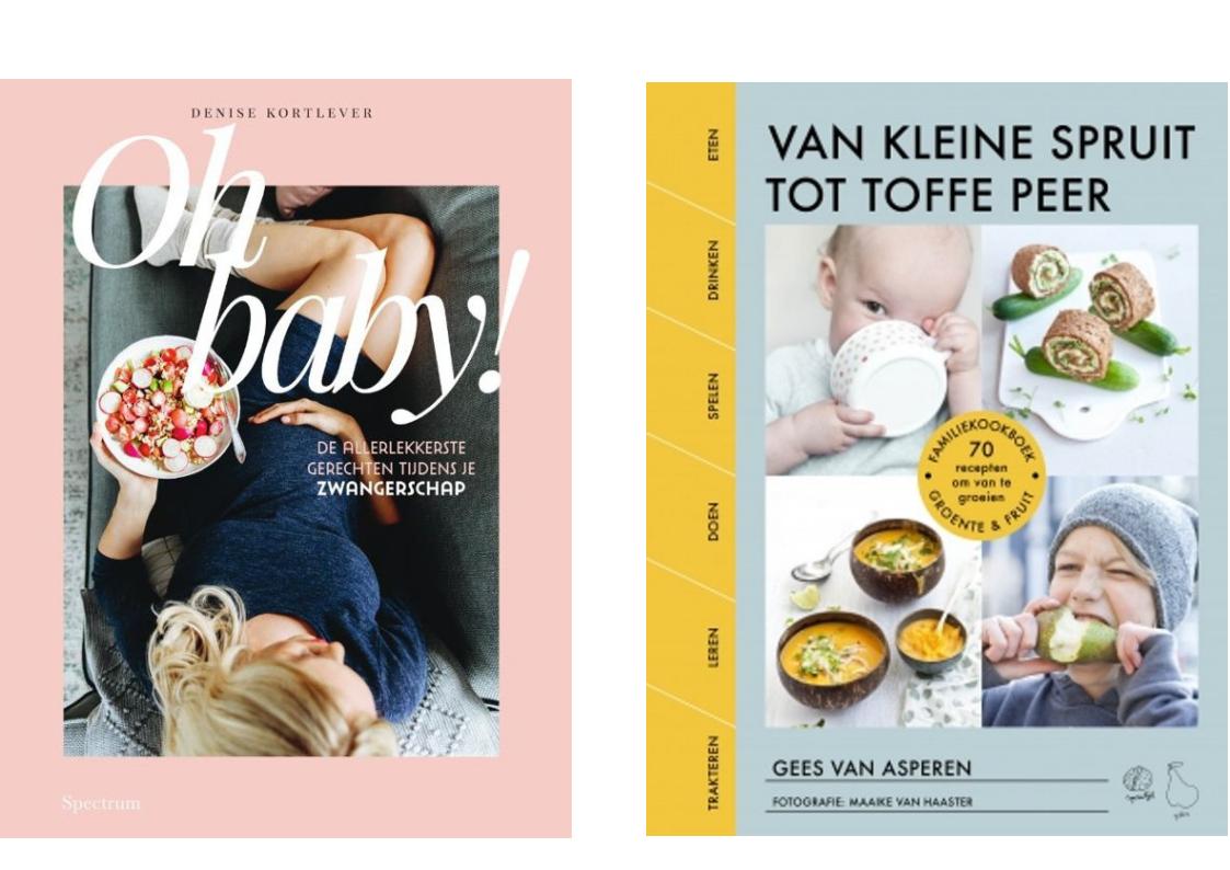 boek lancering we are pregnant event