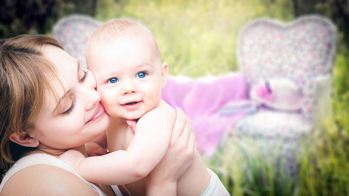 aanraking belangrijk voor baby's