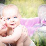 Waarom aanraking belangrijk is voor baby's