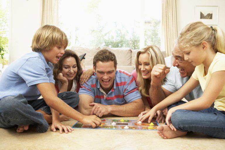 bordspellen voor kinderen van alle leeftijden