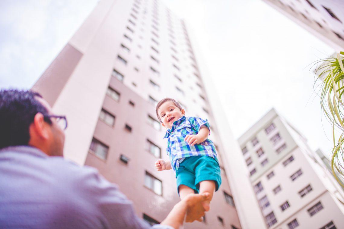 stressvolle momenten voor ouders
